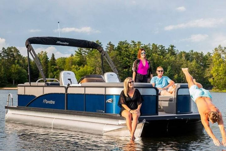Get ready to make a splash aboard your new boat!